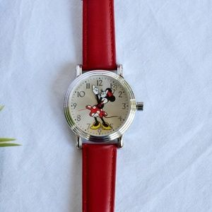 Minnie Mouse Watch New